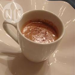 Russische chocolademelk recept