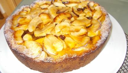 Heerlijke appeltaart naar een recept van patisserie holtkamp ...