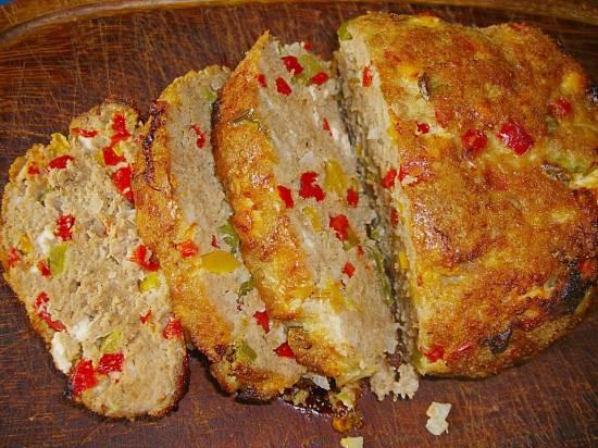 Grieks gehaktbrood uit de oven recept