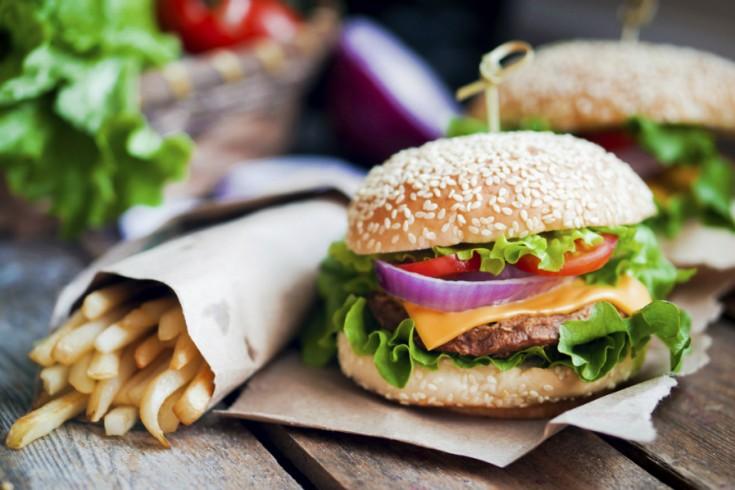 De lekkerste bbq hamburgers à la oil & vinegar
