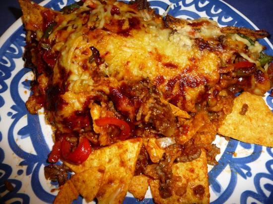 Mexicaanse macho nacho`s recept
