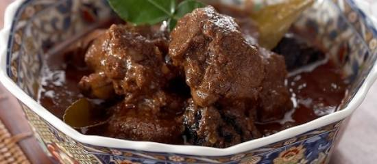 Daging rendang recept