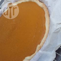 Pompoentaart  pumpkin pie recept