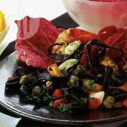 Mediterrane zeevruchtensalade recept