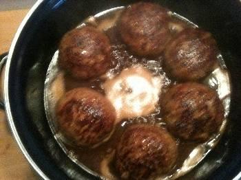 recept kip gehaktballen
