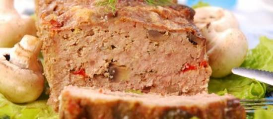 Provencaals gehaktbrood recept