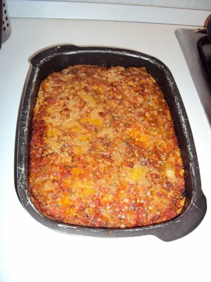 Pasticcio di crespelle (pannenkoeken ovenschotel) recept ...