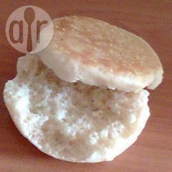 Engelse muffins recept