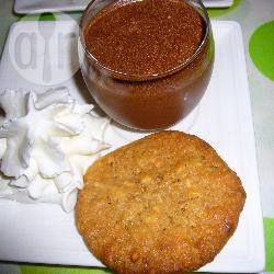 Hemelse chocolade mousse recept