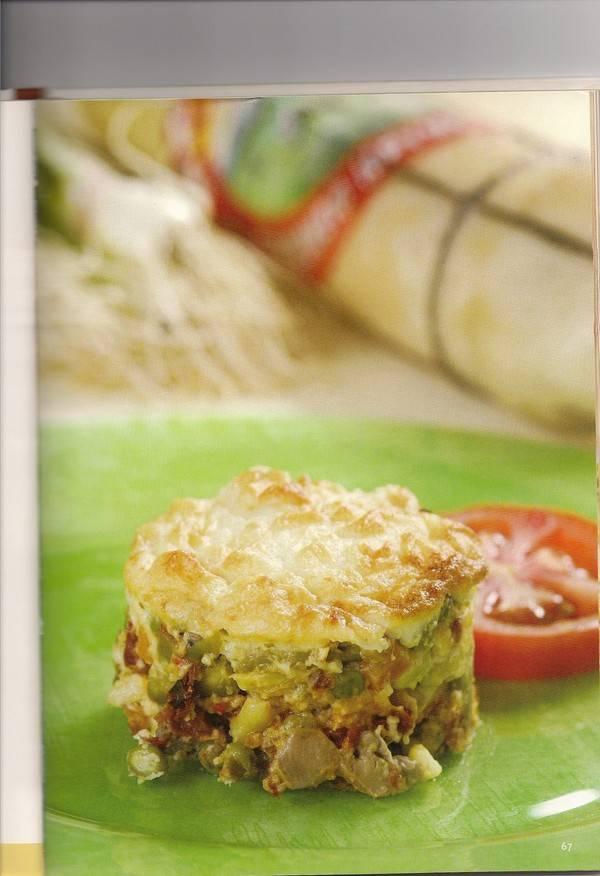 Groente souffle recept