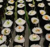 Sushi-rolletjes (futomaki) recept