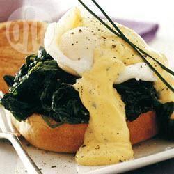 Florentijnse eieren recept