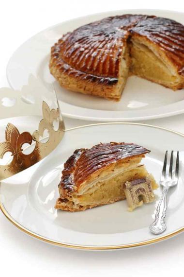 Recept 'traditionele driekoningentaart'