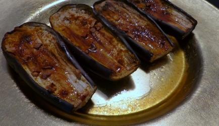 Aubergine uit de oven met kerrie en honing recept ...