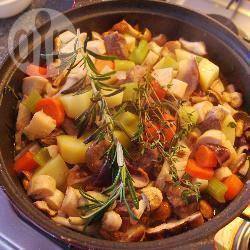 Het stoofpotje voor in de winter recept