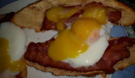 Croissant benedict heston blumenthal recept