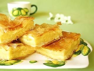Gibanica (pita) recept