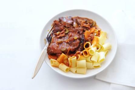 Italiaans draadjesvlees