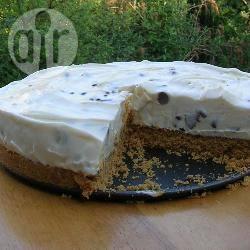 Cheesecake met citroen en chocola recept