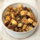 Aardappel  jamie oliver: aardappelen met rozemarijn uit de oven ...