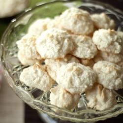 Makkelijke kokosmakronen recept
