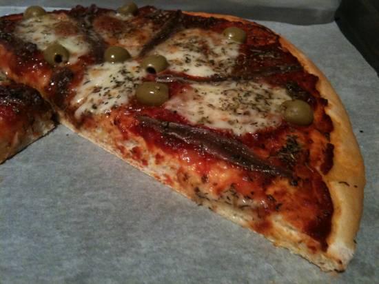 De allerlekkerste pizzabodem recept