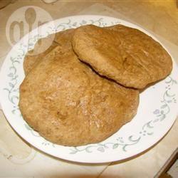 Volkoren melasse broodjes recept