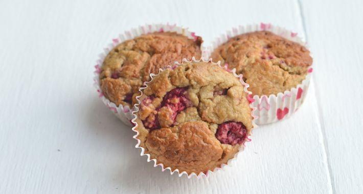Kidsproof: gezonde muffins met kokos