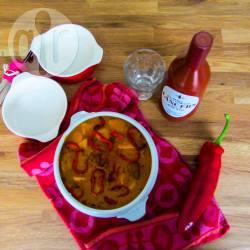Heerlijke goulash recept