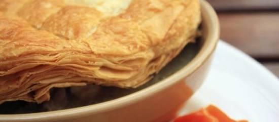 Surinaamse kippastei recept