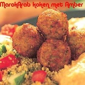 Falafel (kikkererwtenballetjes) recept