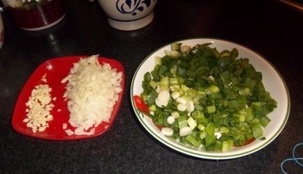 Overheerlijke lente ui soep (vegetarisch of met spekjes) recept ...