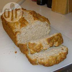 Volkoren bier-brood recept