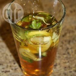 Pimm's and lemonade recept