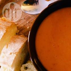 Veganistische pinda en tomaten stoofpot recept