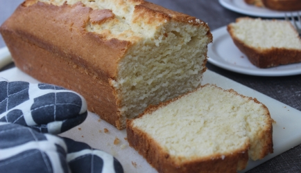 Citroen cake recept