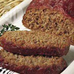 Moeder's gehaktbrood recept
