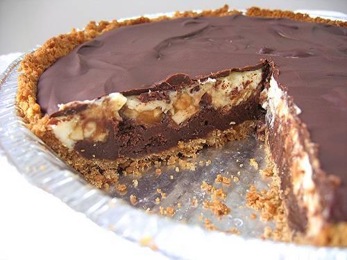 snickers taart Snickers Taart recept | Smulweb.nl snickers taart