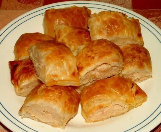 Top Koekjes En Hapjes Met Kipfilet En Ham Vulling recept | Smulweb.nl &NN07