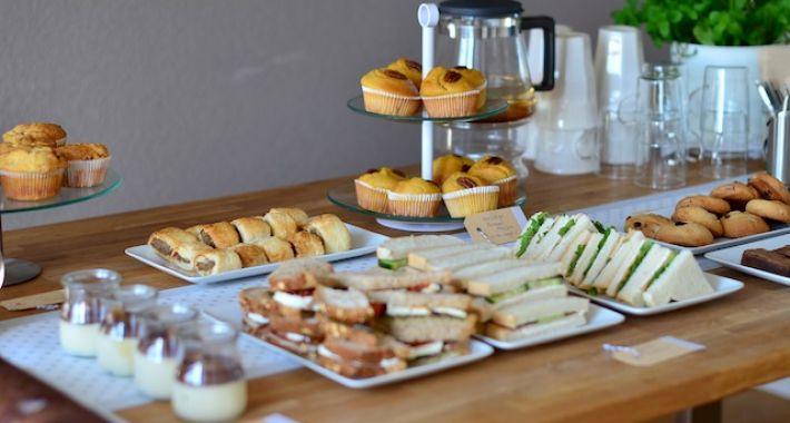 Welp Mijn High Tea Party + Tips - Uit Pauline's Keuken HR-19