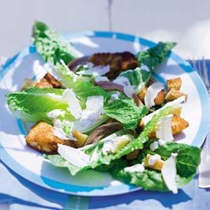 Beste Caesar Salade Met Krokante Kip En Croutons recept | Smulweb.nl RT-52
